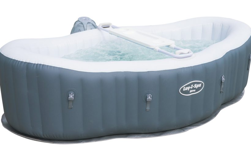 Inflatable Hot Tubs Are Ideal For Home Use